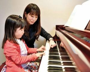 ピアノ科写真